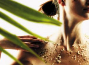 Ванна-крем «Морские водоросли»